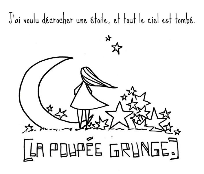 La Poupée Grunge